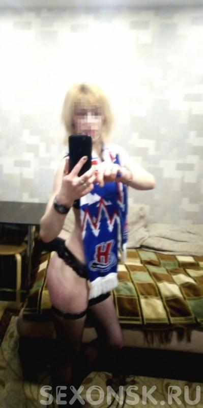 Проститутка Катюха ЖМЖ  - Новосибирск