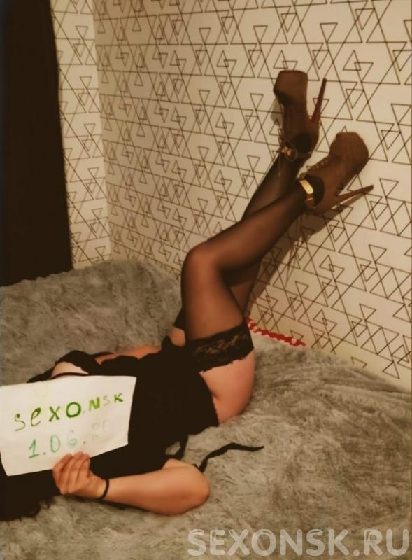 Проститутка ♥️Алина все могу♥️ - Новосибирск